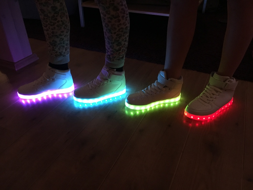 light up shoes'