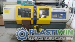 used injection molding machines'