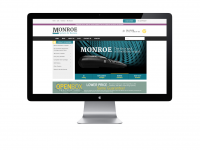 Monroe New Website