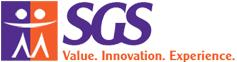 Logo for SGS Technologie'