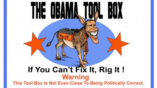 Obama Tool Box'