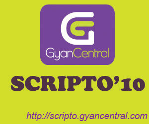Logo for gyan central'