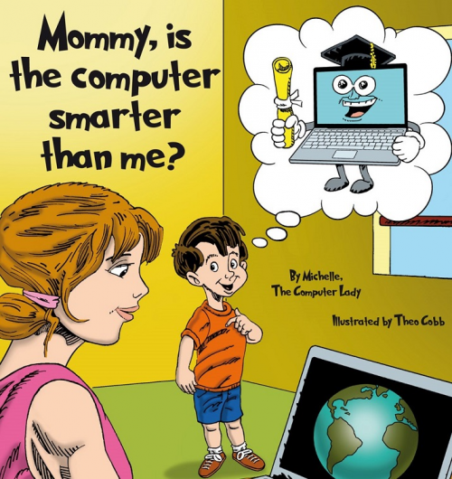 Mommy Readers Book Cover'
