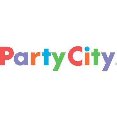 Logo for Party City'