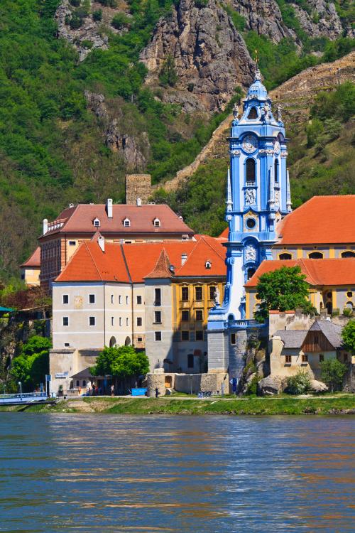 Durnstein on the Danube'
