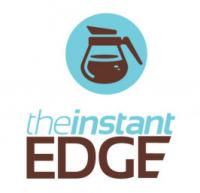The Instant Edge Logo