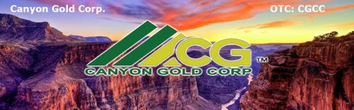 Company Logo For Canyon Gold Corp. (CGCC)'