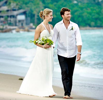 Samui Wedding Package'