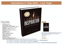 International Best Selling Author - Lucy Hoger