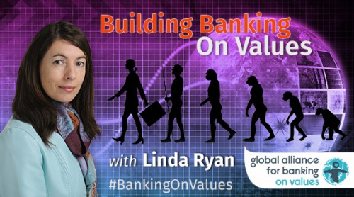 Building Banking on Values'