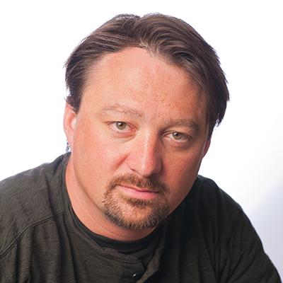 Elliot Christenson - Co-host Political Radar'