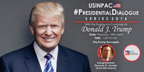 Presidential Campaign of Donald Trump'