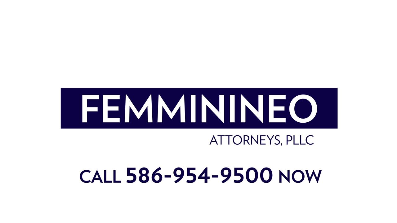 David C. Femminineo, Femminineo Attorneys, PLLC Logo