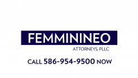David C. Femminineo, Femminineo Attorneys, PLLC Logo