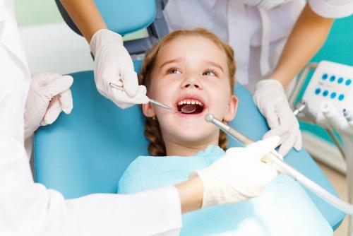 child tooth procedure'