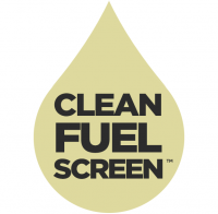Clean Fuel Screen Logo