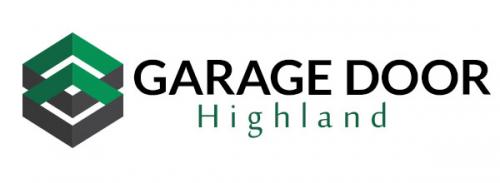 Company Logo For Garage Doors Repair Highland'