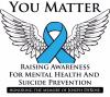 You Matter Logo - Charity Run/Walk'
