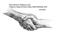 New Venture Software and Progress Expand Partnership