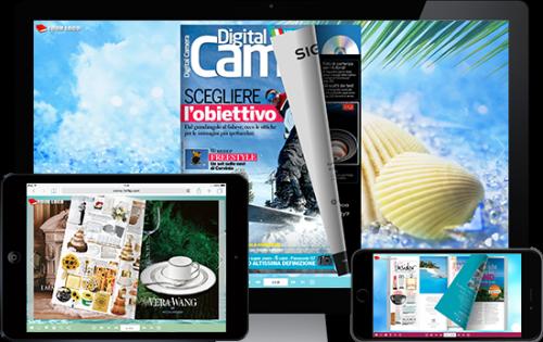 Digital flipbook maker'