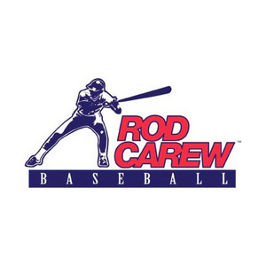 Logo for Rod Carew Baseball'