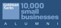 Goldman Sachs 10,000 Small Businesses Logo