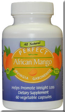 Perfect African Mango'