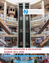 Global Elevators and Escalators Market 2016 - 2020