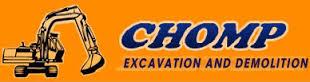 Company Logo For Chomp Excavation & Demolition PTY L'