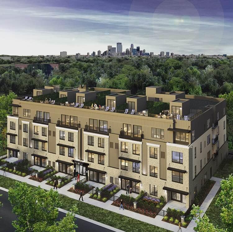 Uptown Minneapolis Apartments: Drew Levin & Danny Perkins, Stars Of HGTV's Renovate To