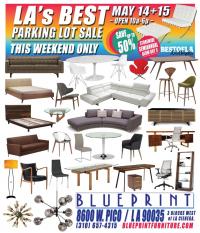 Blueprint furniture to host semi annual storewide parking lot sale parking lot sale source blueprint furniture malvernweather Choice Image