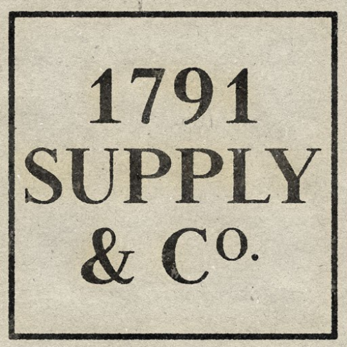 Company Logo For 1791 Supply and Co.'