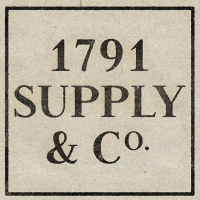 1791 Supply and Co. Logo