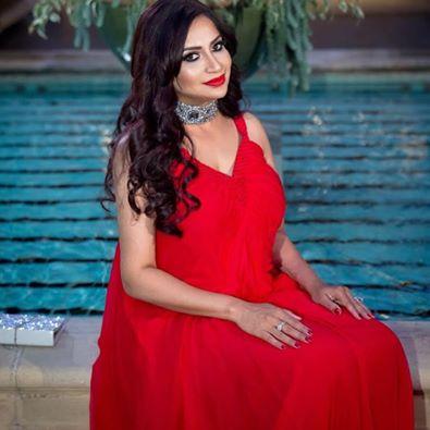 Reema Khan, CEO of s.h.a.p.e.s Brow Bar and Reema Beauty'