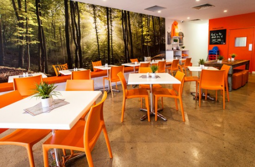 Paleo Cafe Furniture Fitout'
