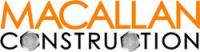 Macallan Construction Logo