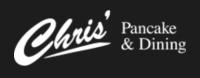 Chris' Pancake & Dining Logo