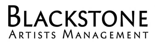 Company Logo For Blackstone Artists Management'