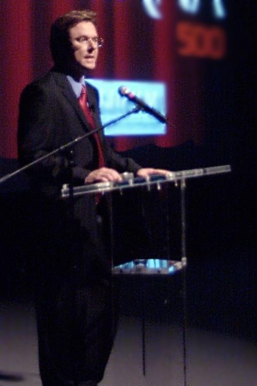 Jonathan Bell of Blackstone Artists'