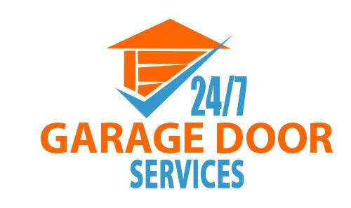 Company Logo For Garage Door Repair Orange'