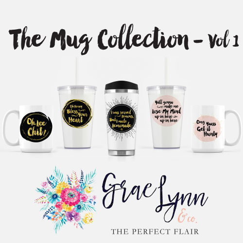 The Mug Collection - VOL 1'