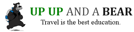 Company Logo For Up Up and a Bear'