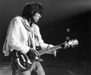Zemaitis Macabre 5-String Keith Richards Model'