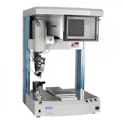 Cost-effective with Automatic Soldering Robot H351'