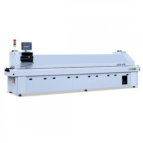 Minimize the cost of soldering process with Lead Free Reflow'