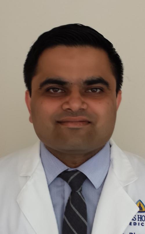 Pavan Bhargava, MBBS, MD'