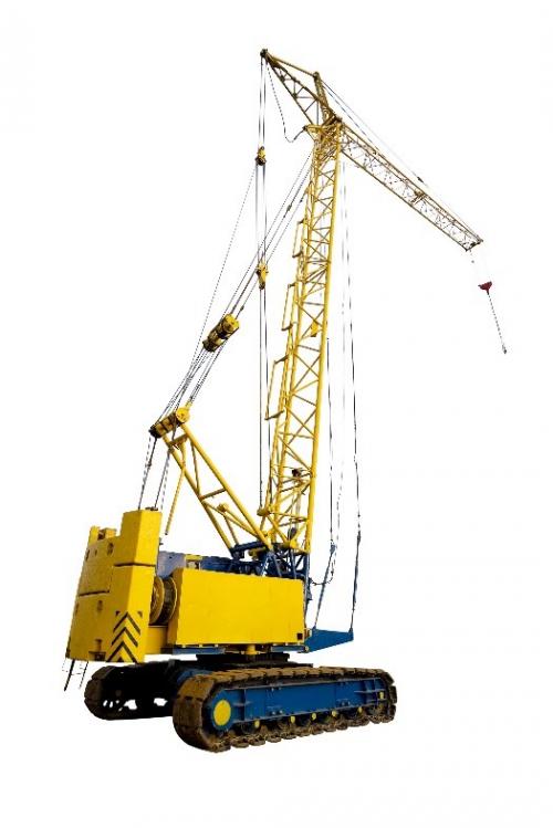 It is a crane'