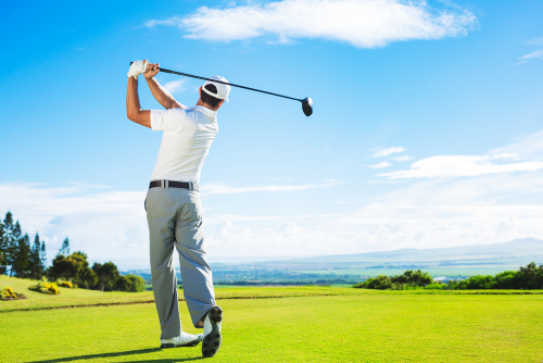 Big Easy Golf New Orleans'