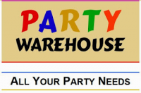 Derian's Party Warehouse Rancho Cucamonga Logo