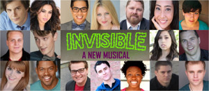 INVISIBLE 2016 Concert Reading Cast Photo'